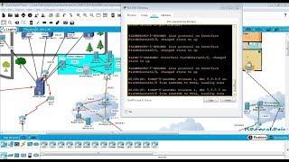 Packet Tracer | Configurar VPN IPsec de acceso remoto en Router Cisco (Red Privada Virtual)