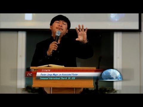 Pastor Janga Magar : The Power of Resurrection