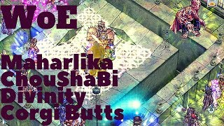 WoE Maharlika, ChouShaBi, Divinity, Corgi Butts   Ragnarok Online iRO Chaos   Critical Rune Knight
