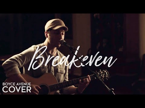 The Script - Breakeven (Boyce Avenue acoustic cover) on Spotify & Apple