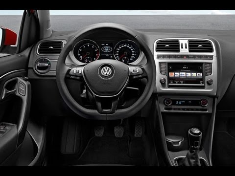 3bf67bf361 Volkswagen Polo 2014 - FaceLift Interior - YouTube