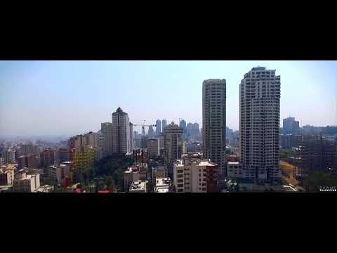 Tehran iran -Aeriality