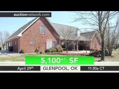 Home Auction | 14678 S Elwood, Glenpool, OK 74033