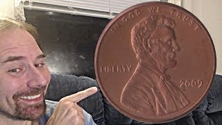 USA  2009 Birthplace Lincoln Cent Rotating