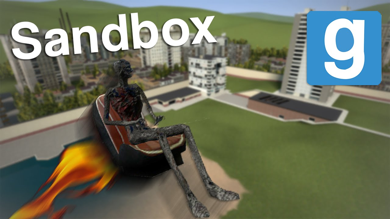 Rocket Chairs   Gmod: Sandbox Funny Moments Montage