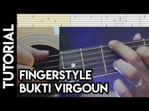 Tutorial Fingerstyle Virgoun Bukti Lengkap Dengan TAB