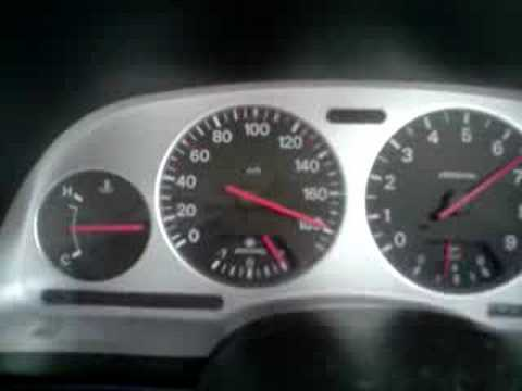 300zx Top speed run [ 180 MPH ] www.wantage-modified.co.uk - YouTube