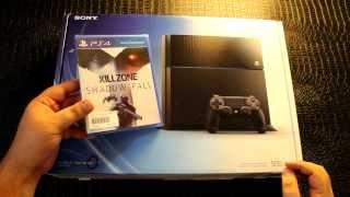 Unboxing PlayStation 4 انبوكسينج بلاي ستايشون 4 مع شرح