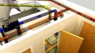 Приточно-вытяжная вентиляция с рекуперацией тепла для квартиры(Заказ энергосберегающих систем вентиляции, кондиционирования, отопления тепловыми насосами, теплыми пола..., 2012-02-08T11:35:36.000Z)