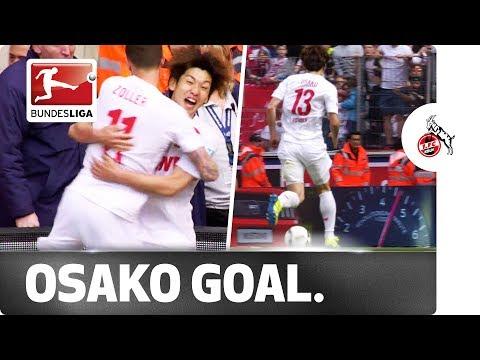 Osako Fires Köln into the Europa League - Billy Goats On Tour