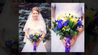 Свадебное слайдшоу Андрей и Татьяна-свадьба во французском стиле