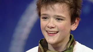 INCREDIBLE KID DANCER All BRITAIN'S GOT TALENT Auditions From GEORGE SAMPSON