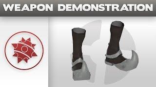 Team Fortress 2 Оружие — Ботиночки Али-бабы