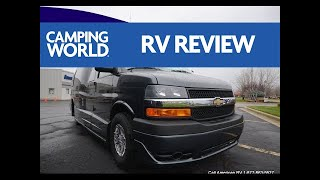 2017 Roadtrek 210 Popular RV Review | Class B | Gas Motorhome | Ian Baker