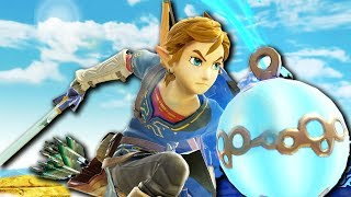 Link's Juggle Dilemma! - Memory #2 (Link Montage Smash Ultimate)