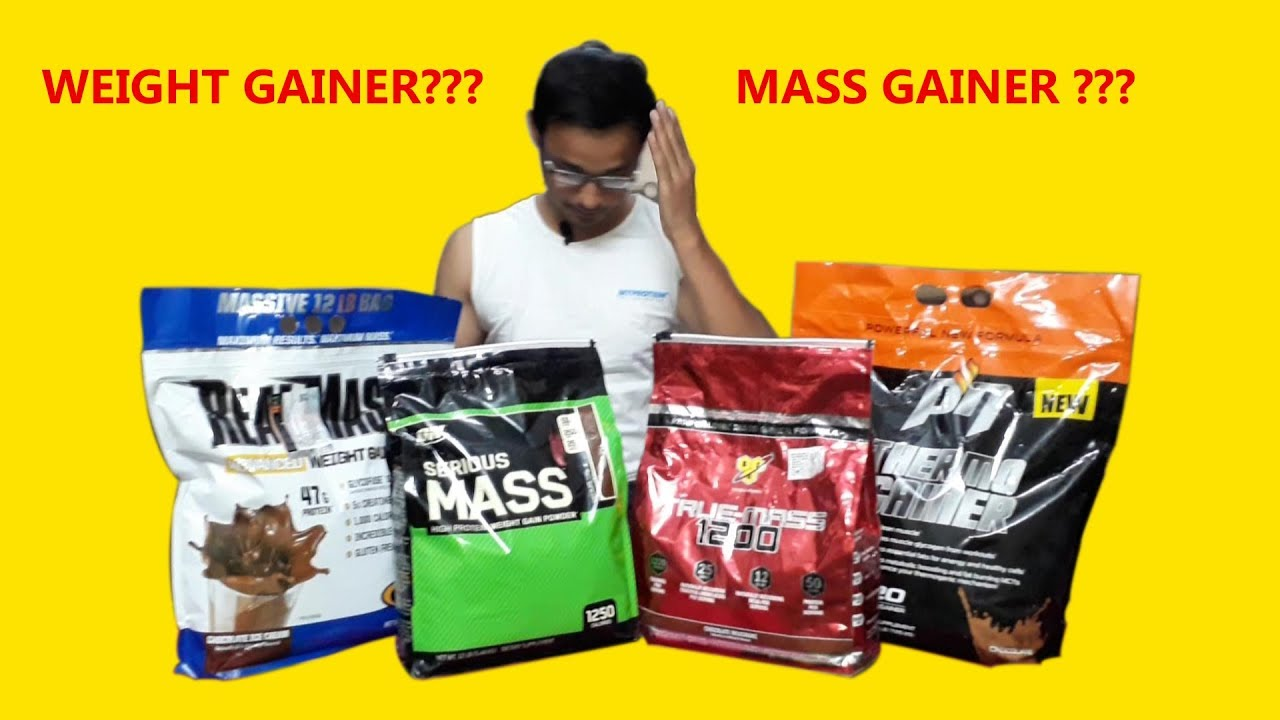 Difference Between Weight Gainer And Mass Elite Labs Muscle 20 Lbs