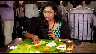 Aaranmula Vallasadya - Food Tripping