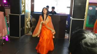 Luv letter dance performance