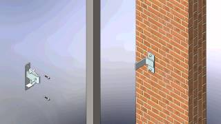 Tek Gate & Fence Gate Latch 90 Degree Animation