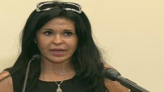 Venezuela: María Conchita Alonso responde al gobierno