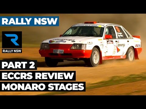 Rally NSW - ECCRS Heat 2 Review - Monaro Stages Rally