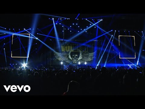 Jeff Cage - The Devil's Bleeding Crown -- Live From Volbeat
