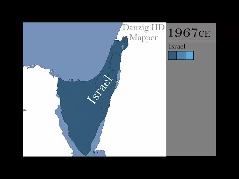 History of Israel : Every Year
