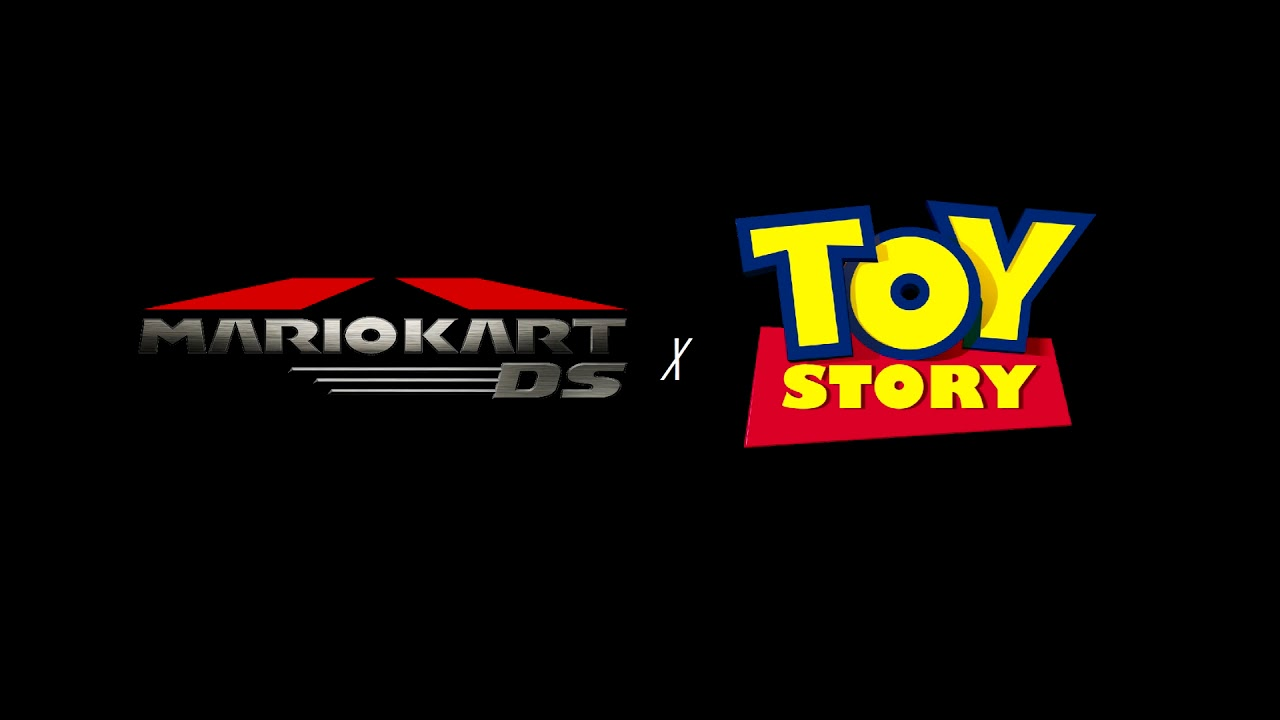 Toy Story Genesis Continue Mario Kart DS Soundfont Style