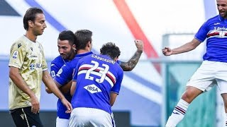 Udinese vs Sampdoria 1 2 All goals and highlights / 12.07.2020 / Seria A 19/20 / Calcio Italy