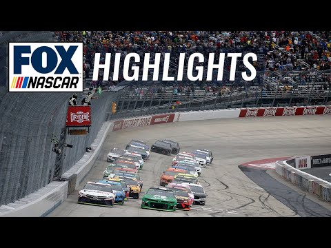 Playoff Race #4 - Dover | NASCAR on FOX HIGHLIGHTS