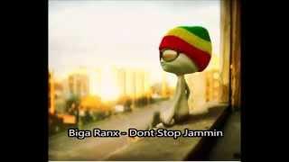 Download Biga Ranx - Dont Stop Jammin