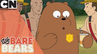We Bare Bears | Honorary Fire Marshall | Cartoon Network UK
