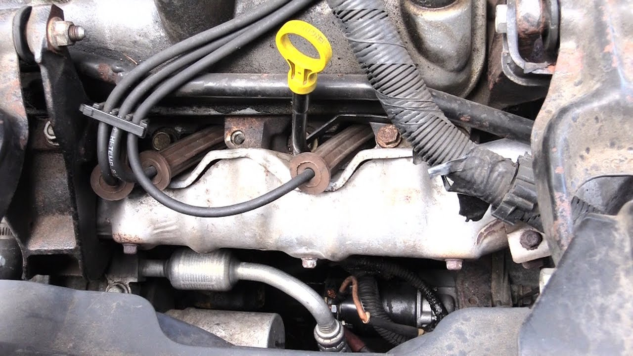 Chevy Impala Spark Plug Change Same for Most Cars