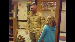 Surprise Libby..your Step-dad Is Home!