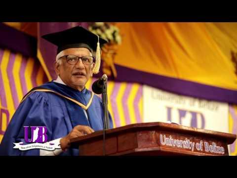President's Remarks by Professor Emeritus Clement Sankat