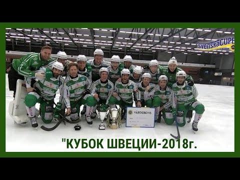 ФИНАЛ КУБКА ШВЕЦИИ-2018г.\