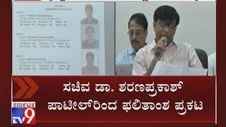 Karnataka CET Results 2017 Declared