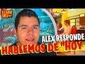 Programa HOY NO SALE DEL AIRE!! Hablemos de eso ...  Alejandro Zuñiga en vivo