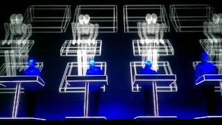kraftwerk music non stop  3D HD