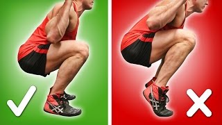 1 Major Squat Mistake Destroying Your Form! | FIX IT NOW & LIFT MORE WEIGHT!