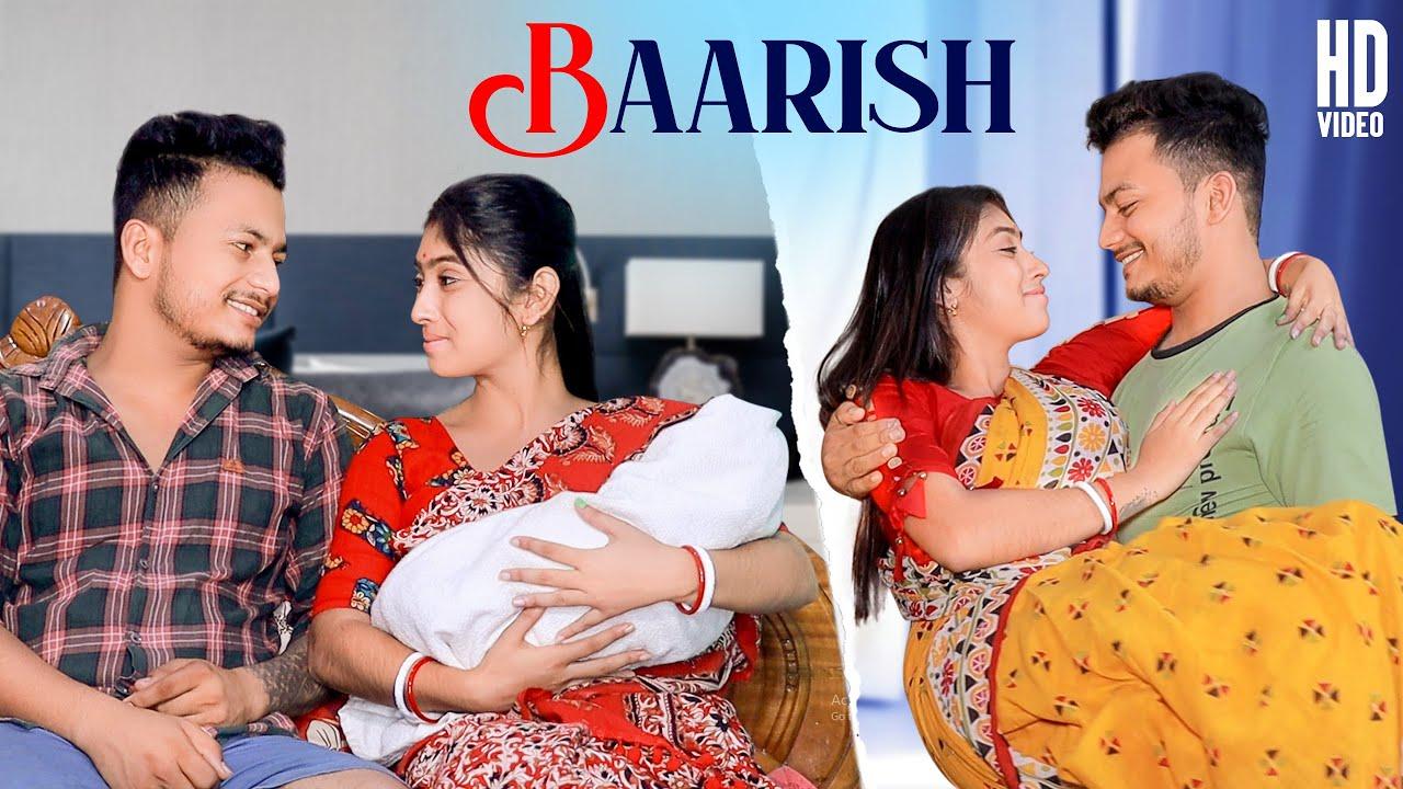 Baarish Ban Jaana || Husband wife love story || Ft. Ripon & Priyasmita  || Love sin present