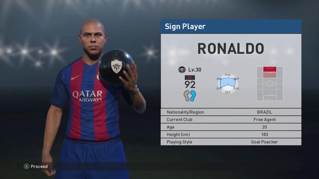 Ronaldo Spinne