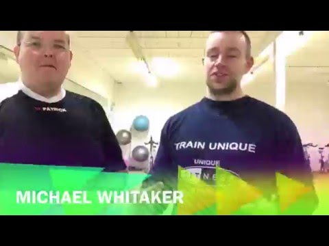 Lower Back Pain??? Sort Your Posture Out with Michael Whitaker - slimbrother.co.uk