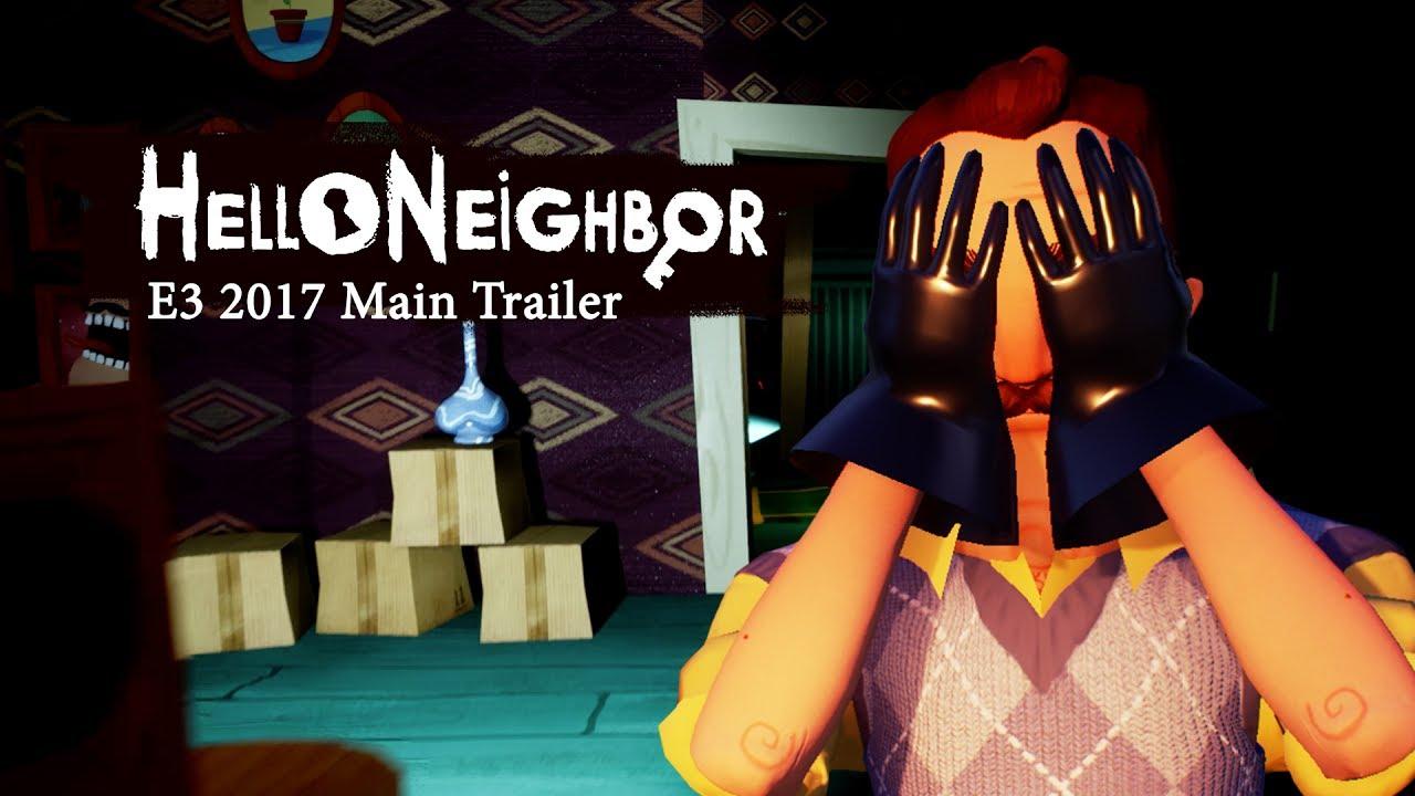 Hello Neighbor - Free Full Download | CODEX PC Games