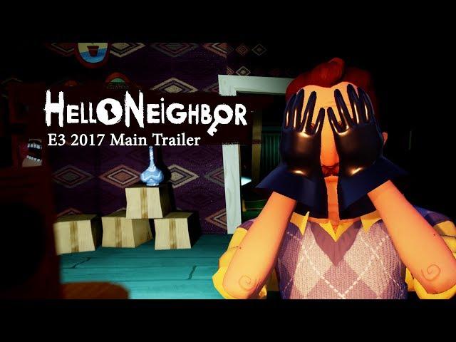 Hello Neighbor (видео)