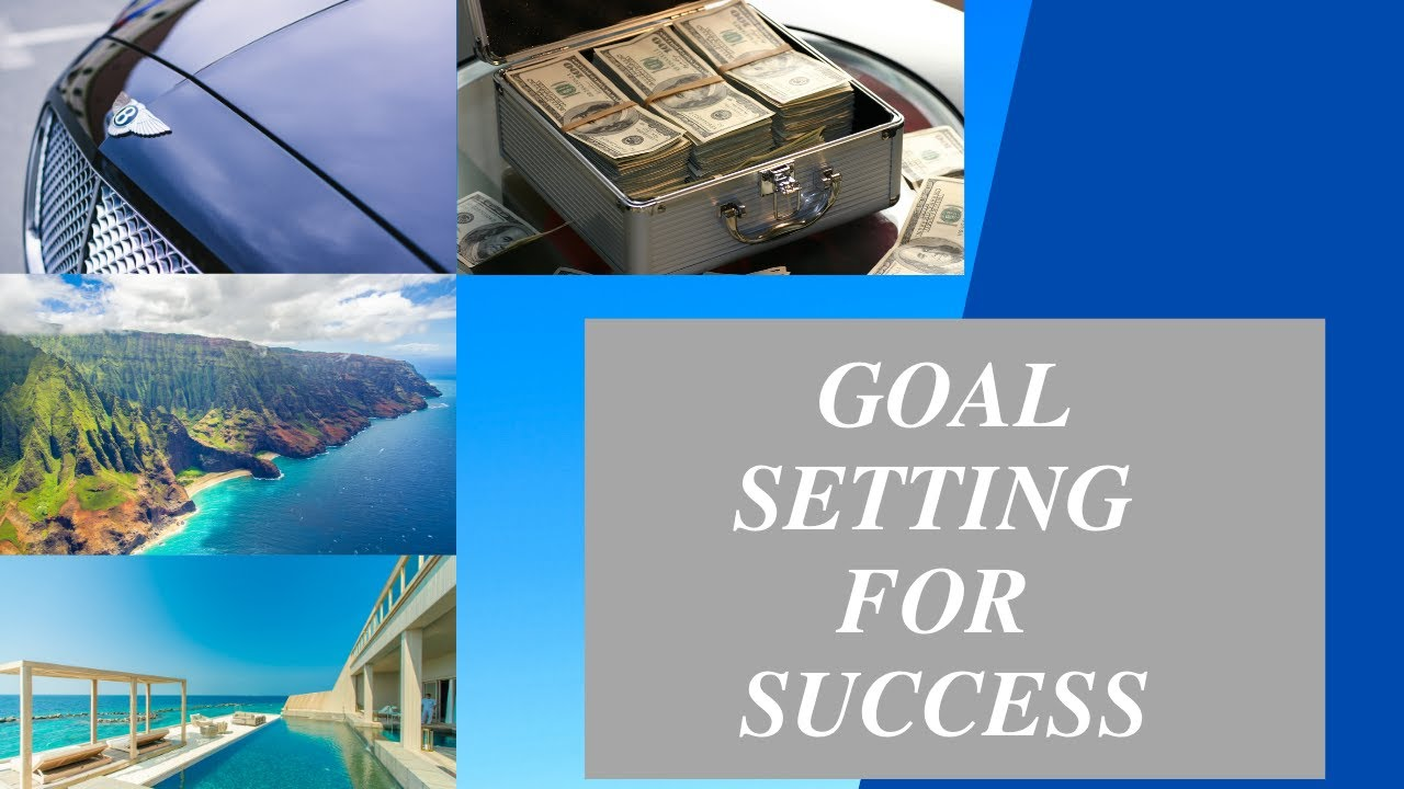 2021 Goal Setting For Success (Real Estate Edition)