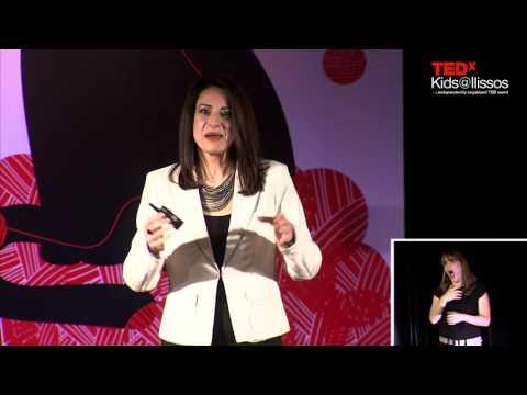 You have a voice | Aspa Tsamadi | TEDxKids@Ilissos