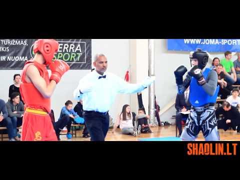 Shaolin Lithuania / 4th Lithuanian Open Wushu Championship 2018