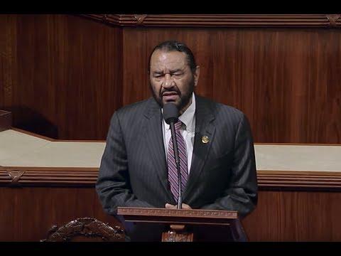 Texas Congressman unveils article of impeachment against Trump