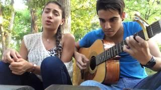 Estoy enamorada - Thalía feat Pedro Capo ( Cover Daniel Jisa feat Hermary Andreetta )